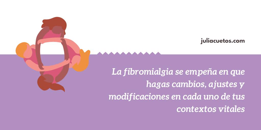 fibromialgia y depresión ajustes